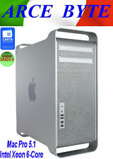 APPLE MAC PRO 5.1 INTEL XEON 6-CORE FATTURABILE HD 2TB RAM 16GB HIGH SIERRA