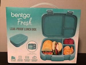 Bentgo Fresh Leak-Proof Lunch Box Large Capacity Dishwasher/Microwave Safe Tray