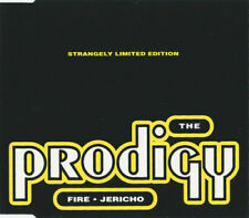 The Prodigy - Fire Jericho: Strangely Limited Edition [Like New CD] RARE