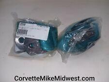 Chevrolet corvette 1955-57 turquoise front Seat Belts