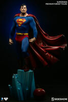 Superman The Man Of Steel 1/4 Premium Format Statue DC Comics Sideshow