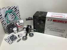 HONDA CR 125R WISECO COMPLETE REBUILD KIT CRANKSHAFT, PISTON, GASKETS 2001-2002