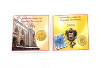 Kleinmünzensatz der Republik Österreich 1999-2000
