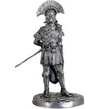 Roman Centurion. Tin soldier 54mm miniature statue. metal sculpture