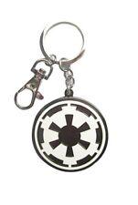 Star Wars porte-clés métal Imperial Crest 5cm Emblème de l'empire key ring 93677