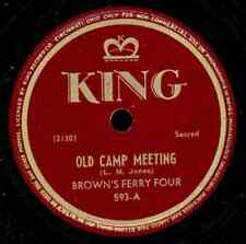 BROWN'S FERRY FOUR. OLD CAMP MEETING / THERE'S A LIGHT GUIDING ME.78