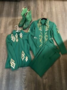 Western Showmanship Outfit