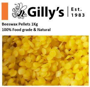 Beeswax Pellets 1kg