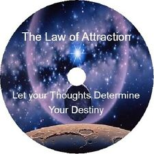 The Secret Law of Attraction 140 ebooks + 7 MP3 audio on 1 DVD