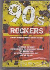 90 s-Rockers music DVD Sealed