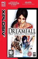DREAMFALL The Longest Journey - PC Adventure Game NEW