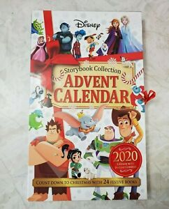 Disney - Storybook Collection - Advent Calendar - 2020 Edition w Festive Content