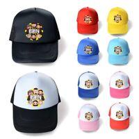 Kids GURKEY FUNnel Vision FGTeeV Family Hat Baseball Cap Adjustable Snapback Hat