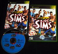 THE SIMS Xbox Versione Ufficiale Italiana 1ª Edizione ○○○○○ COMPLETO