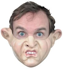 Ghoulish Productions Funny Cheeky Half Latex Mask Adult Halloween Accessory