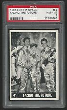 1966 Topps Lost In Space #55 PSA 8 NM/MINT Last card in set