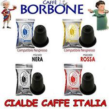 Capsule Caffè Borbone Compatibili Nespresso Mix Assaggio a Scelta Kit