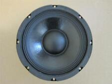 "NEW 8"" Woofer Replacement Speaker.Guitar.4 ohm.Driver.Pro Audio.8.25"" frame."