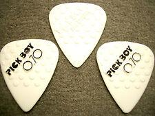 3 Pickboy Mega Grip Ceramic Picks Picks, 0,70 mm