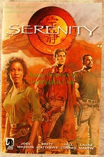 Joss Whedon's Serenity #1 Special Edition Dvd Ashcan Comic - Firefly Vhtf Unread