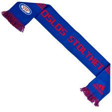 Valerenga Oslo IF Fanschal Adidas U37885 Fan Schal Scarf Norwegen neu