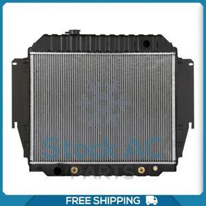 NEW Radiator for Ford E-100 Econoline, E-150, E-250, E-350 Econoline..