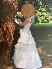 Oksana Mukha Hochzeitskleid! Gr.34!