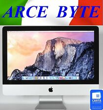 APPLE IMAC 21.5 ALLUMINIO INTEL CORE i3 3.2 GHZ HD 500GB FATTURABILE SOTTOCOSTO!