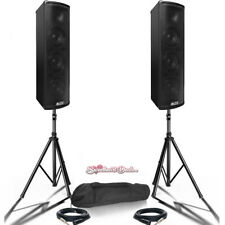 Bundle - Alto Professional Trouper 200W Bluetooth Speakers PA System with Mixer