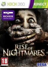 Rise of Nightmares (Kinect) (XBOX 360) NEW & Sealed