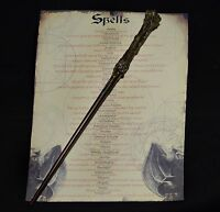 Harry Potter Wand with Spell List amazing gift