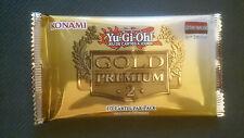 Yu-Gi-Oh ! boosters gold premium 2