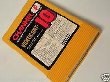 Fairchild Video Game System Cartridge Videocart 10