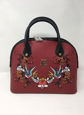 LOVE MOSCHINO Embroidered Tattoo Motif Grab Bag