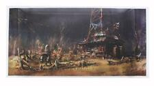"Fallout 4 17"" x 8.5"" Exclusive Conception Art Print"