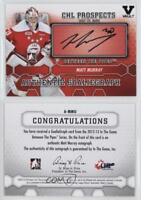 2012-13 In the Game Between Pipes A-MMU Matt Murray Auto Autographed Hockey Card