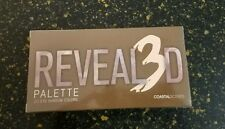 Coastal Scents REVEAL3D Palette 20 Stunning Eyeshadow Colors - Retail $39.95