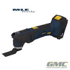 GMC 18v Oscillante Multi Strumento Raschietto CUTTER SAW Lucidatore MOLATRICE 642042 gmc18v