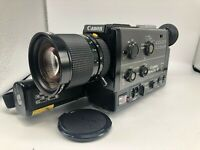 【Read】Canon 814 XL-S Electronic Super 8mm Movie Camera 7-56mm F1.4 From JAPAN
