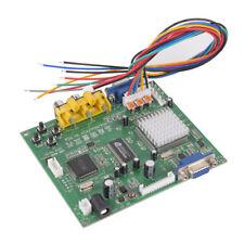 Arcade Game RGB/CGA/EGA/YUV to VGA HD Video Converter Board HD9800/GBS8200 vbuk