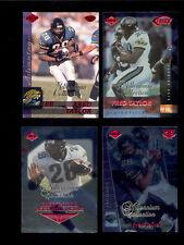 1999 Collectors Edge FRED TAYLOR Jacksonville Jaguars MILLENNIUM Card Lot
