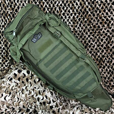 NEW Gen X Global GxG Tactical MOLLE Bug Out Rifle Backpack Gear Bag - Olive