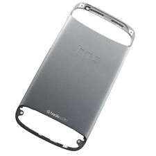 Genuine Original Back Plate Cover Metal For HTC One S Z560e - Midtone Grey