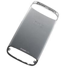 original Carcasa Trasera Con Batería For HTC One S Z560e - midtone gris