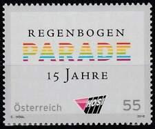 Oostenrijk postfris 2010 MNH 2881 - Regenboog Parade