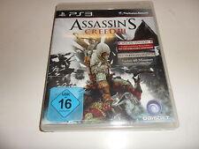 PlayStation 3  PS 3  Assassins Creed III