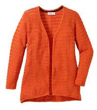 b453ede6718b12 Grobe Damen-Pullover   -Strickware mit V-Ausschnitt und Übergröße