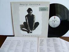 Tracy Chapman - Crossroads EKT 61  EU LP  1989  Elektra + Insert