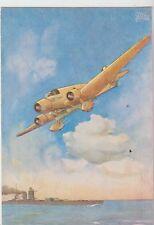 ITALIA 1936 AVIAZIONE  FASCISMO PROPAGANDA AEROPLANO SAVOIA -MARCHETTI S.81