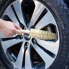 "12"" Car Rim Wheel Tire Spoke Ferret Brush Flexible Bendable Medium Soft Durable"